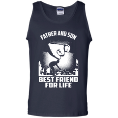 Father's Day Shirts Father And Son Best Friend For Life T shirts Hoodies Sweatshirts