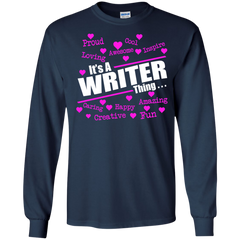 Writers Shirts It's a Writer thing T-shirts Hoodies Sweatshirts - TeeDoggie.Com