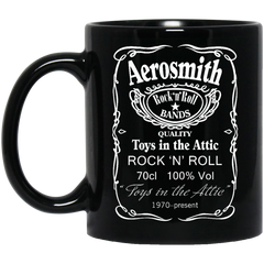 Aerosmith Whiskey Coffee Mug Tea Mug