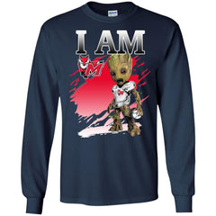 Marist Red Foxes Groot I Am T shirts Hoodies Sweatshirts