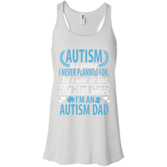 Autism Dad T-shirts Autism Is A Journey I Never Planned For But I Sure I Do Love My Tour Guide Shirts Hoodies Sweatshirts