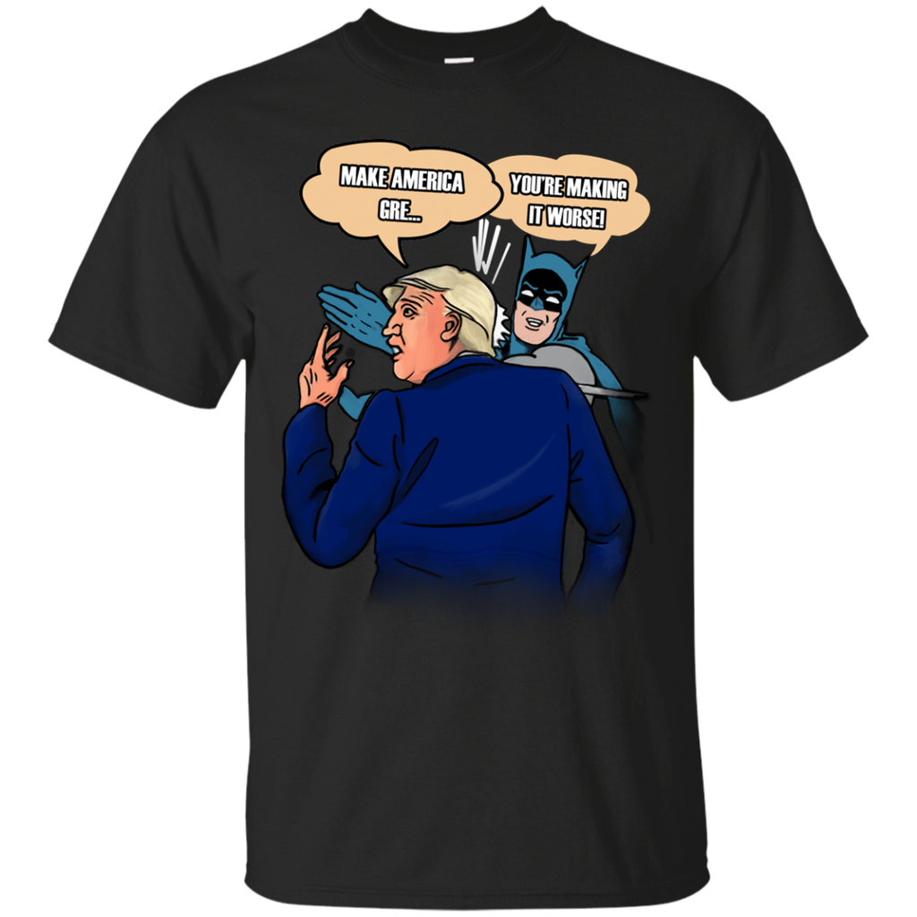 Not My President Shirts Bat Man Slap Trump Anti Trump T shirts Hoodies Sweatshirts