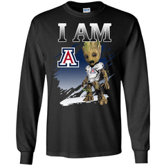 Arizona Wildcats Groot I Am T shirts Hoodies Sweatshirts