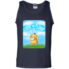 Pokemon Psyduck Shirts Fight Or Flight No Fly United Airlines T shirts Hoodies Sweatshirts