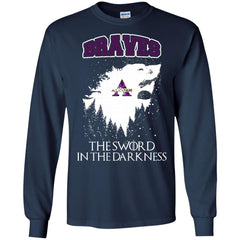 Alcorn State Braves Game Of Thrones T shirts The Sword In The Darkness Hoodies Sweatshirts