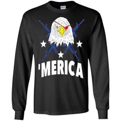 America Shirts BALD EAGLE BEARING ARMS T-shirts Hoodies Sweatshirts