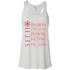 Star Wars Shirts Sith quotes passion strength power vicctory the force T-Shirts Hoodies Sweatshirts - TeeDoggie.Com