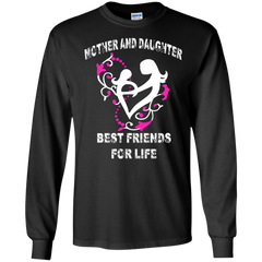 Mother's Day Gift T-shirts Mother And Daughter Best Friends For Life Shirts Hoodies Sweatshirts