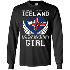 Iceland T-shirts You Can't Take Iceland Out Of This Girl Hoodies Sweatshirts
