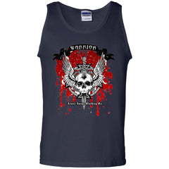 Biker Shirts Skull Iconic Image Warrior T-shirts Hoodies Sweatshirts