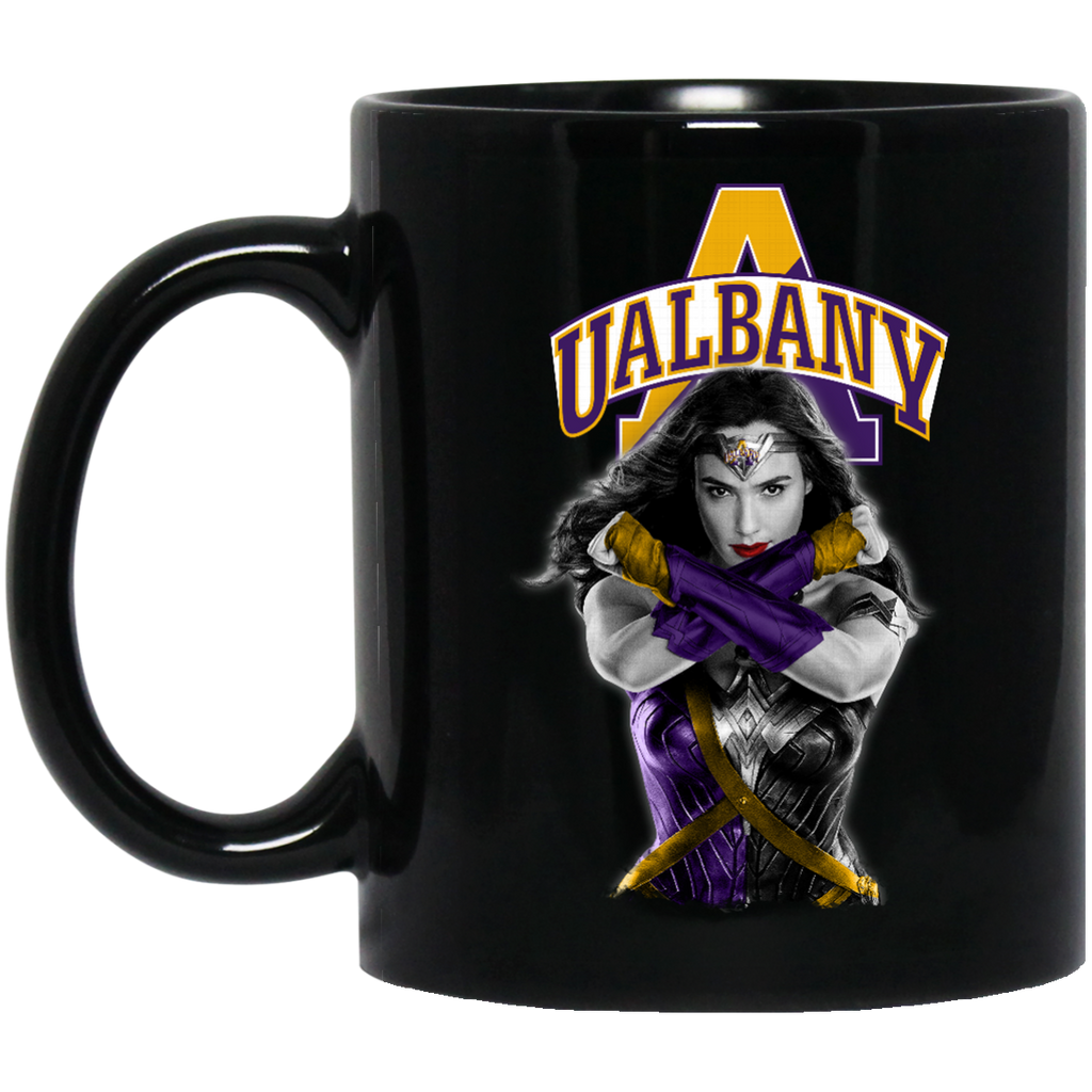 Albany Great Danes Wonder Woman Women Rights Women March Coffee Mug Tea Mug