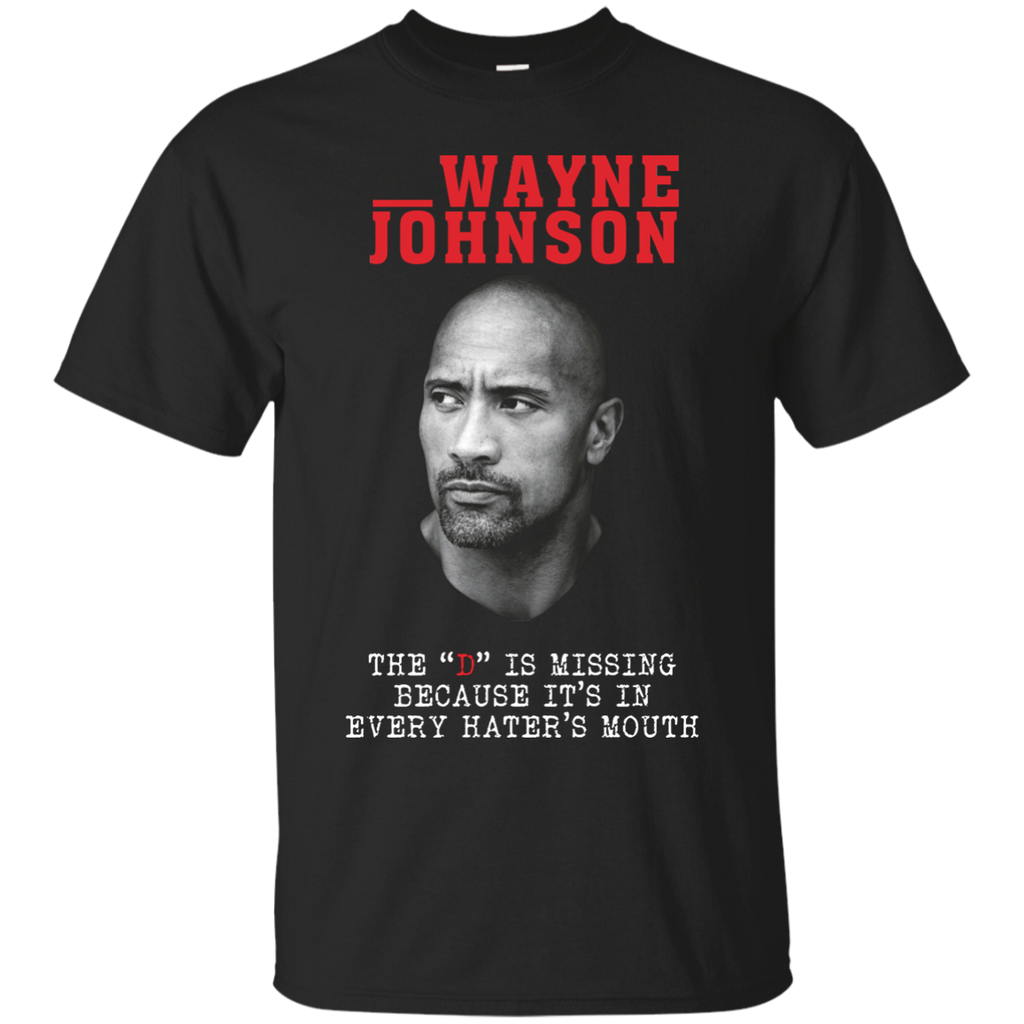 The D Is Missing Shirts Dwayne Johnson T shirts Hoodies Sweatshirts - TeeDoggie.Com