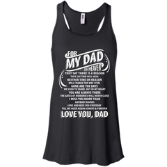 Father's Day Shirts For My Dad In Heaven Love You Dad T shirts Hoodies Sweatshirts