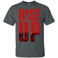 The Walking Dead T-shirts Rise Up Shirts Hoodies Sweatshirts - TeeDoggie.Com