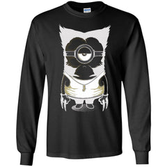 Minion Wolverine T-shirts Hoodies Sweatshirts