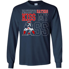 Patriot Nation T shirts Patriots Haters Kiss My Ass Hoodies Sweatshirts