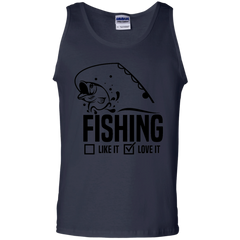 Fishing Shirts Love it Fishing T-shirts Hoodies Sweatshirts