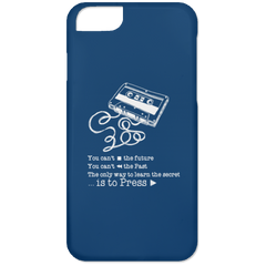 13 Reasons Why Phone Case  You Can't Stop The Future You Can't FDW The Past Iphone Cases DG