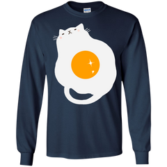 Cat Fried Egg Cool Cat T shirts Hoodies Gifts For Cat Lovers