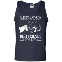 Father's Day Shirts Father And Son Best Friends For Life T shirts Hoodies Sweatshirts