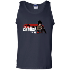 The Walking Dead Shirt Rick Choose To Be T shirts Hoodies Sweatshirts - TeeDoggie.Com