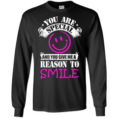 Smile Shirts You Special Give Me A  Reason To Smile T-shirts Hoodies Sweatshirts