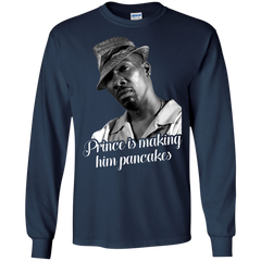 Charlie Murphy Shirts Prince Is Making Him Pancake T shirts Hoodies Sweatshirts