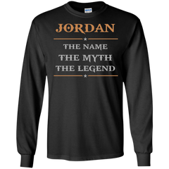 Jordan Shirts The name The Myth The Legend T-shirts Hoodies Sweatshirts