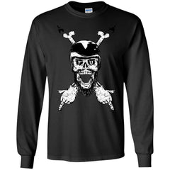 Biker Shirts Moto Skull Head T-shirts Hoodies Sweatshirts