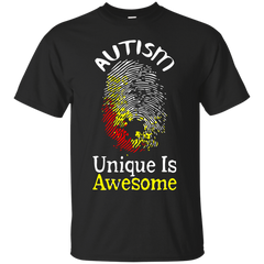Autism Awareness T-shirts Unique Is Awesome Shirts Hoodies Sweatshirts