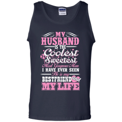 Family Shirts My Husband He Is My Best Friend And My Life T shirts Hoodies Sweatshirts