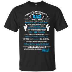 Father's Day Shirts How Empty Life Would Be Without Someone Calling Me Daddy T shirts Hoodies Sweatshirts