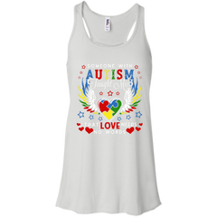 Autism Awareness T-shirts Someone With Autism Taught Me That Love Needs No Words Shirts Hoodies Sweatshirts