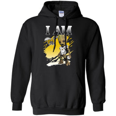 Alabama State Hornets Groot I Am T shirts Hoodies Sweatshirts