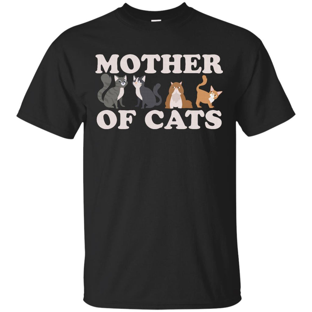 Cat Game Of Thrones Shirts Mother of Cats T-shirts Hoodies Sweatshirt
