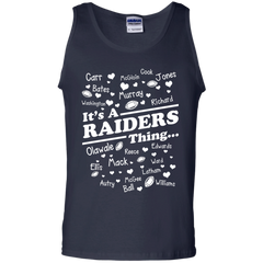 Oakland Raiders shirts Team Names It's a Raiders thing T-shirts Hoodies Sweatshirts