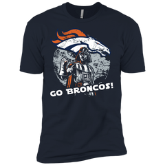 1 Denver Broncos shirts Darth Vader Star Wars T-shirts Hoodies - TeeDoggie.Com