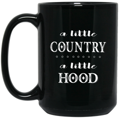 A Little Country A Little Hood Coffee Mug Tea Mug