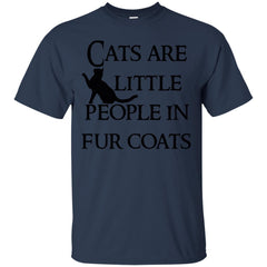 Cat Shirts Cats are little people in Fur coats T-shirts Hoodies Sweatshirt