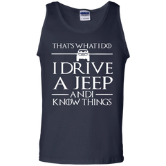 A Jeep T-shirts Thats What I Do I Drive A Jeep And I Know Things  Shirts Hoodies Sweatshirts