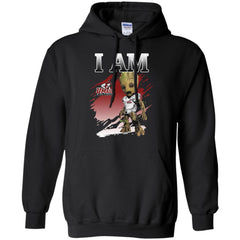 Massachusetts Minutemen Groot I Am T shirts Hoodies Sweatshirts