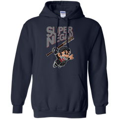 Super Mario Shirts The Walking Dead Negan T shirts Hoodies Sweatshirts - TeeDoggie.Com