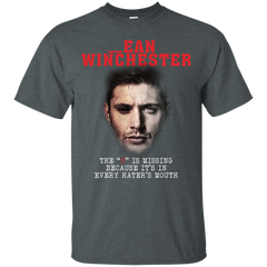 The D Is Missing Shirts Dean Winchester T shirts Hoodies Sweatshirts - TeeDoggie.Com