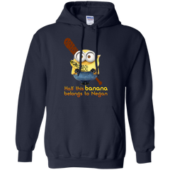 The Walking Dead Minions Negan Tshirts Hoodies Shirts - TeeDoggie.Com