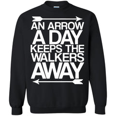 The Walking Dead T shirts An Arrow A Day Keeps The Walkers Away