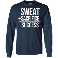 Life Quotes Shirts Sweat and Sacrifice is Success T-shirts Hoodies Sweatshirts