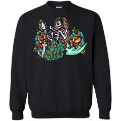 Day Of The Dead Mermaid Shirts Hoodies Sweatshirts