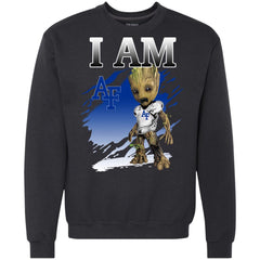 Air Force Falcons Groot I Am T shirts Hoodies Sweatshirts