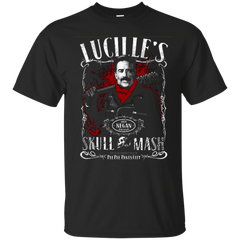 The Walking Dead Shirt Lucille Negan Skull T shirt Hoodies Sweatshirts - TeeDoggie.Com