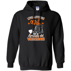 Veteran Wife T-shirts Long-Suffering Wife Of A Grumpy Old Veteran Shirts Hoodies Sweatshirts